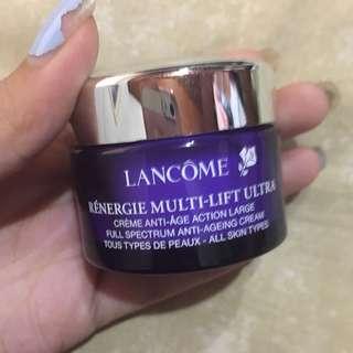 Authentic Lancome Renergie Multi-Lift Ultra Full Spectrum Anti-Ageing Cream