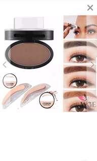 Quick eyebrow stamp dark brown