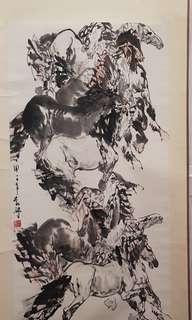 刘勃舒 Chinese painting