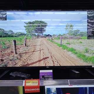 LG LED TV bisa cicil promo grats 1x angsuran
