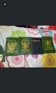 Sampul paspor ambil 1pcs 10rb ambil 4pcs 35rb