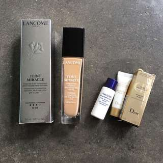 🆓Postage 🆕Lancome Teint Miracle Foundation -O 04-