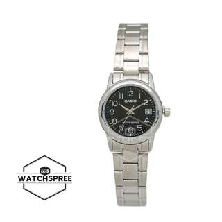 FREE DELIVERY *CASIO GENUINE* [LTPV002D-1B] 100% Authentic with 1 Year Warranty! LTP-V002D1B LTP-V002D-1B LTPV002D1B