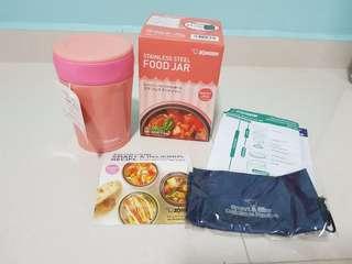 Zojirushi Food Jar 360ml