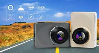 DASHCAM DVR WIFI 165° WITH ADAS / FREE MEMORY CARD 16G