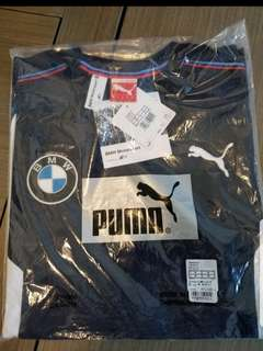Puma BMW Motorsport T shirt M Size (bought from Japan)