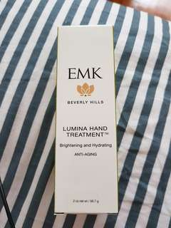 EMK anti aging hand treatment cream