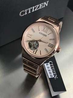 代購 CITIZEN 自動機械女裝腕錶