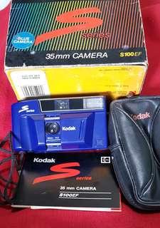 Kodak S series S100EF model 35mm film