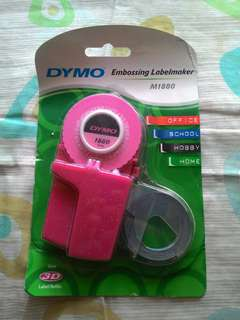 Dymo Embossing Label Maker