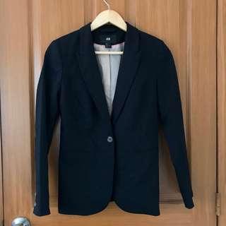 Repriced   H&M Blazer/Coat