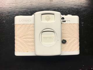 Lomography LCA White edition