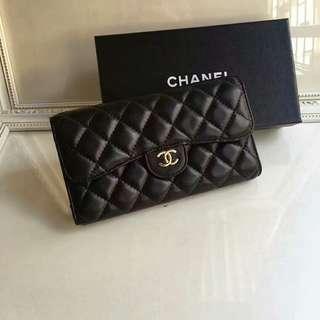 Chanel香奈兒長夾錢包錢夾