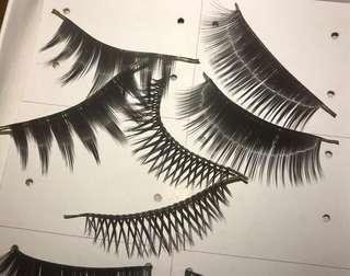 Assorted Eyelashes (new)