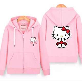 Hello Kitty Hoody Jacket For Kids