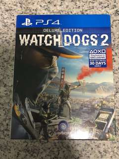 Watchdogs 2 Deluxe Edition $ or Trade