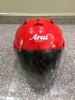 Arai Ram 4 Red