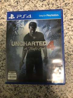 Uncharted 4 $ or Trade