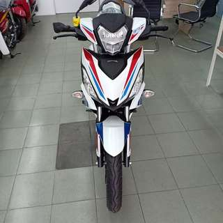 HONDA RS150 TRICO 6 SPEED