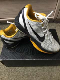 Nike Zoom Kobe VI X Basketball shoes