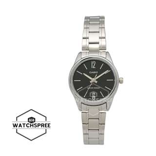 FREE DELIVERY *CASIO GENUINE* [LTPV005D-1B] 100% Authentic with 1 Year Warranty! LTP-V005D1B LTP-V005D-1B LTPV005D1B
