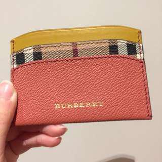 [NEW] Burberry Card Holder