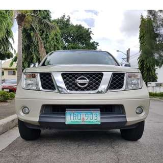 Nissan Navara 2011 Automatic Casa Maintained