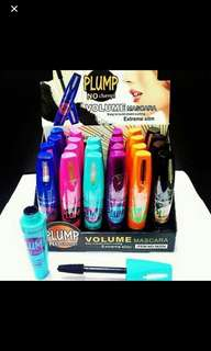 💄💎kiss beauty plump no clump volume mascara