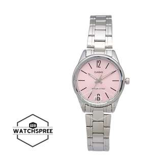 FREE DELIVERY *CASIO GENUINE* [LTPV005D-4B] 100% Authentic with 1 Year Warranty! LTP-V005D4B LTP-V005D-4B LTPV005D4B