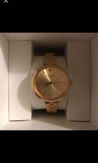 Rose Gold Kate Spade Watch