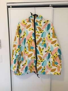 Gorman Atelier Bingo banana raincoat