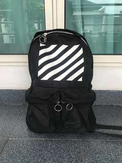 #mausupreme Off-White bagpack (premium quality)