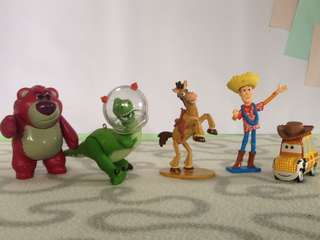 Toy Story Mini Figs Take All