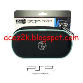 [BN] PSP EVA Hard Carrying Pouch - Black (Brand New)