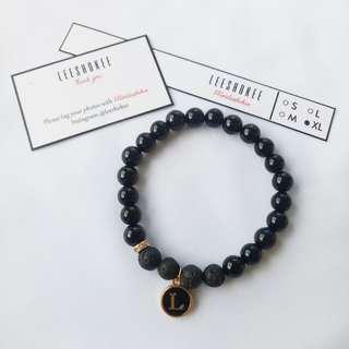 Customisable hand made bracelets from local Bali designer