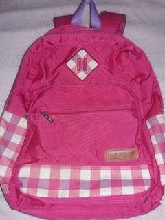 Ruffles Backpack (Pink)