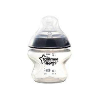 Tommee Tippee Bottle 5oz Black Ring
