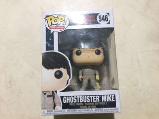 Funko Pop GHOSTBUSTERS MIKE