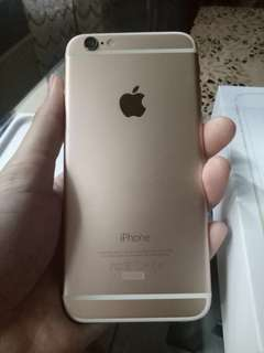 REPRICE!! Iphone 6 32Gb Resmi FREE 2 CASE