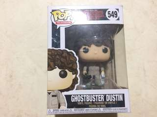 Funko Pop GHOSTBUSTERS DUSTIN