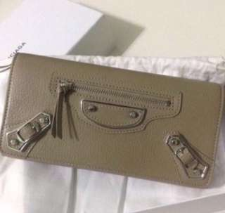 New!Authentic Balenciaga Wallet