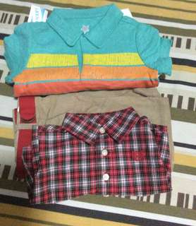 Chaps & Old Navy Terno Bundle