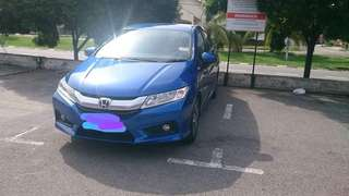 Honda city gm6 2015