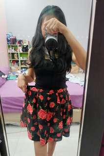 Preloved skirt / rok