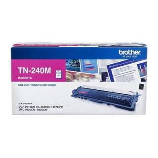 Brother Colour Toner Cartridge TN-240M