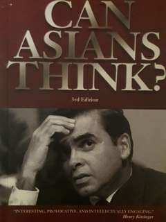 Can Asians Think? 3rd Edition