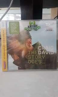 Original CRAIG DAVID album