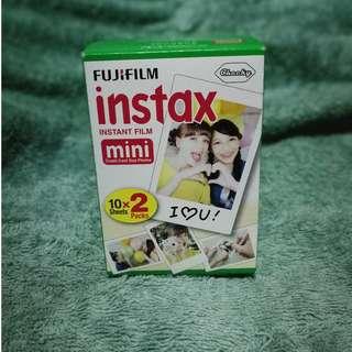 Instax Mini Film Twin Pack