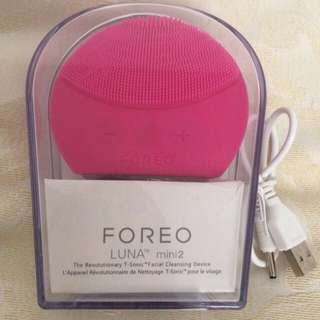 Foreo facial machine