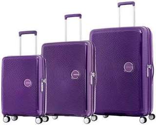 American Touister Medium Luggage
